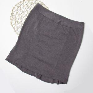 Lane Bryant Flare Pencil Skirt